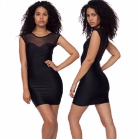 American Apparel Dresses & Skirts - AA Dress with Sweetheart Neckline
